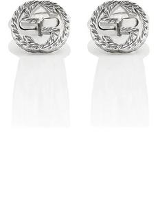 Gucci Men's Interlocking G Cufflinks - Silver