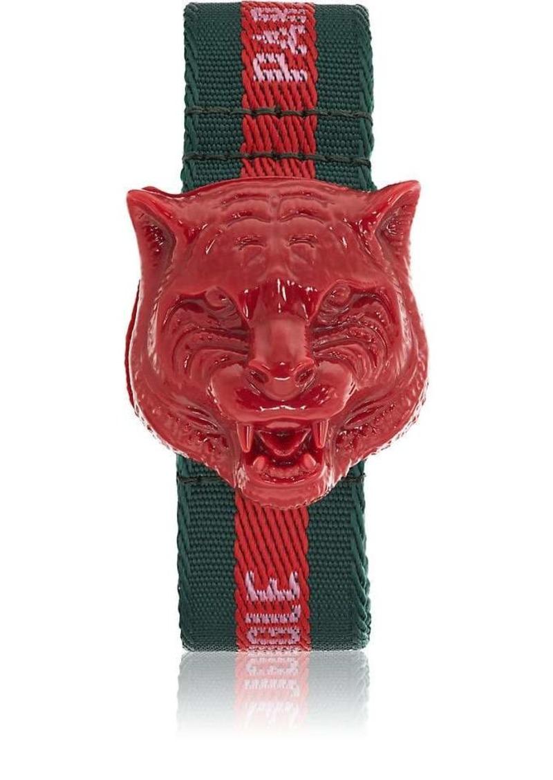 36ce1b7d2d4 Gucci Gucci Men s Le Marché Des Merveilles Watch - Red