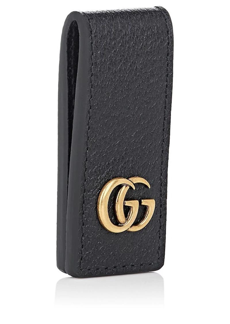 fff4af74f03c Gucci Gucci Men's Marmont Leather Money Clip - Black | Misc Accessories