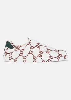 "Gucci Men's ""New Ace"" Leather Sneakers"