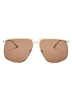 Gucci Men's Oversized Square Sunglasses, 59mm
