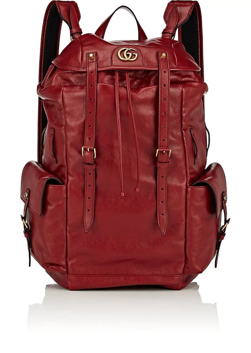 985477dff665 Gucci Gucci Men's Re(belle) Leather Backpack | Bags