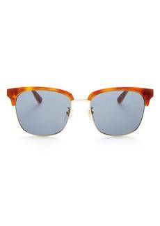 Gucci Men's Square Sunglasses, 55mm
