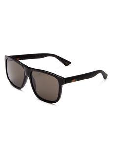 Gucci Men's Square Sunglasses, 60mm