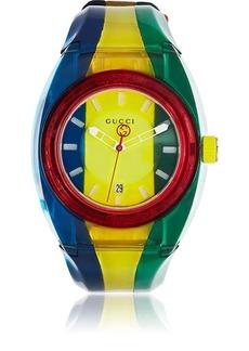 Gucci Men's Sync Watch - Blue