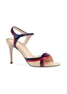 Gucci Millie Ankle Strap Sandal (Women)