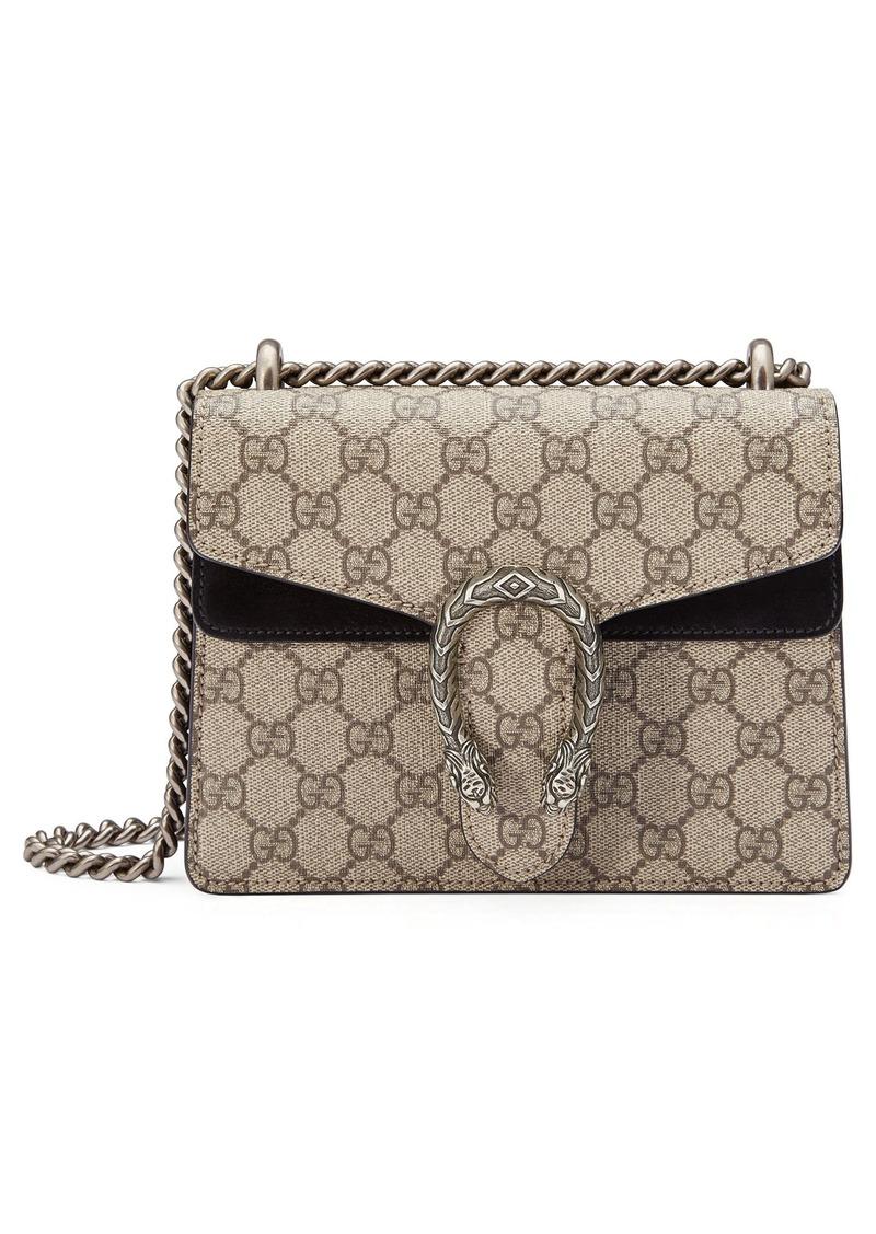 14aca91905080 Gucci Gucci Mini Dionysus GG Supreme Shoulder Bag