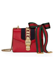 Gucci Mini Sylvie Leather Shoulder Bag
