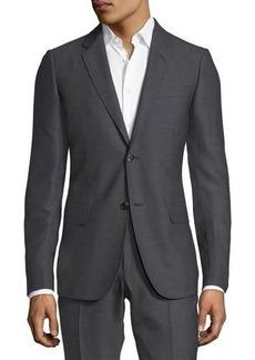 Gucci Monaco Pattern Wool Two-Piece Suit