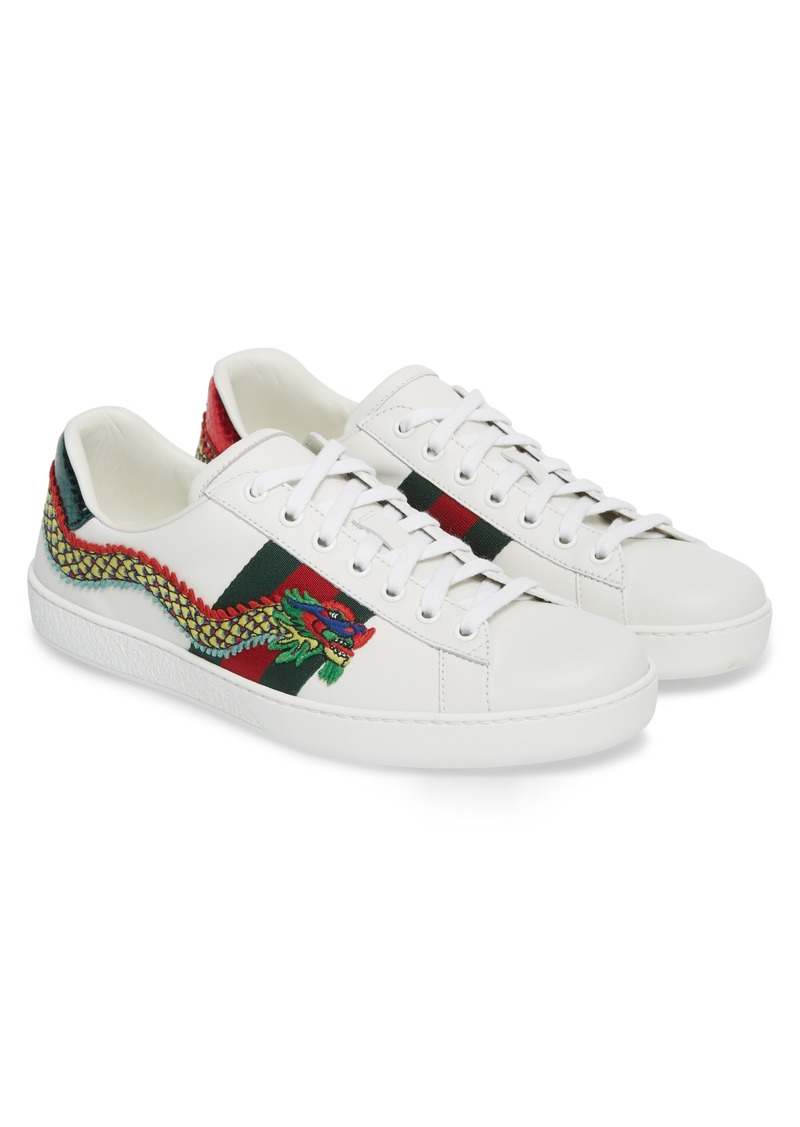 11225ba4075 Gucci Gucci New Ace Dragon Sneaker (Men)