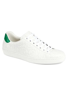 Gucci Quilted Sneaker (Men)