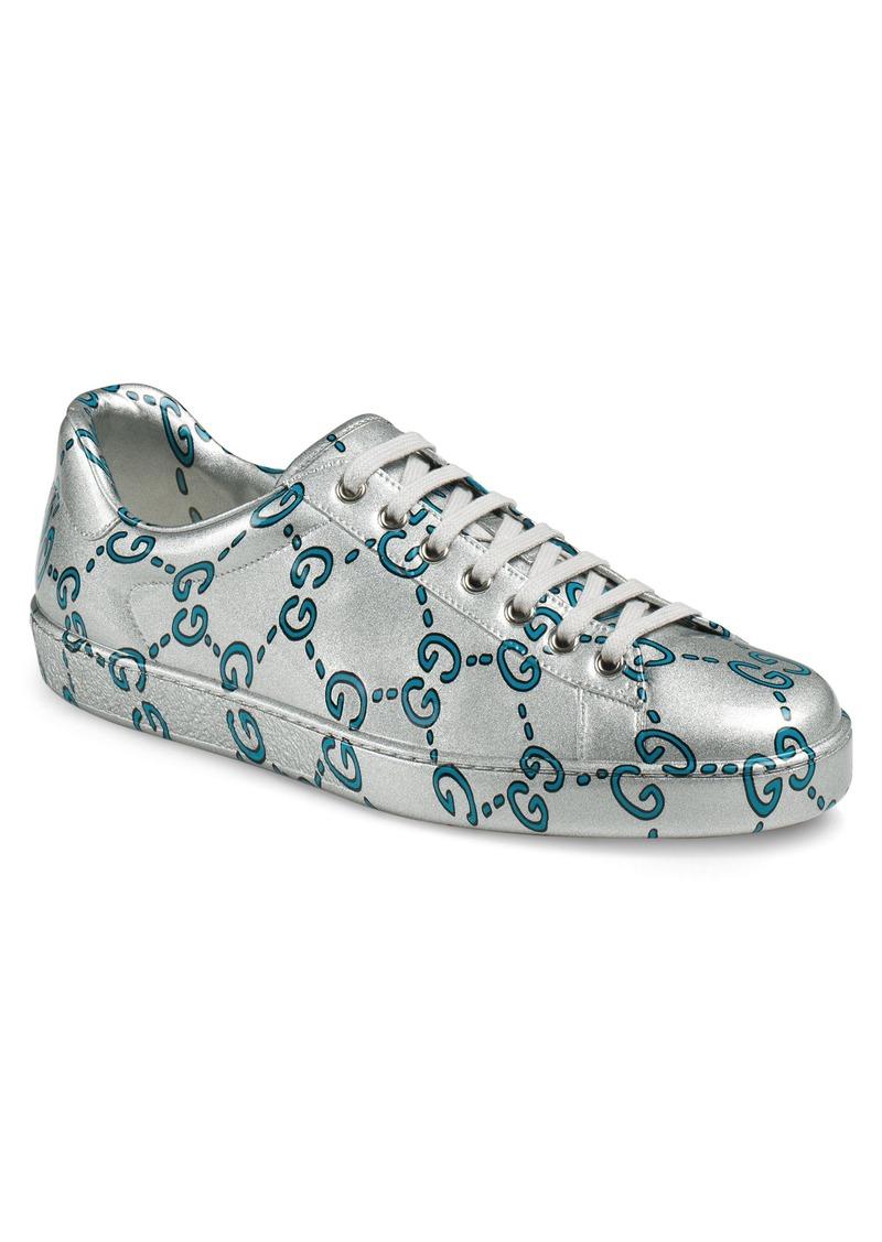453b6321a25 Gucci Gucci New Ace GG Ghost Sneaker (Men)