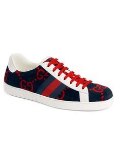 Gucci New Ace GG Logo Sneaker (Men)