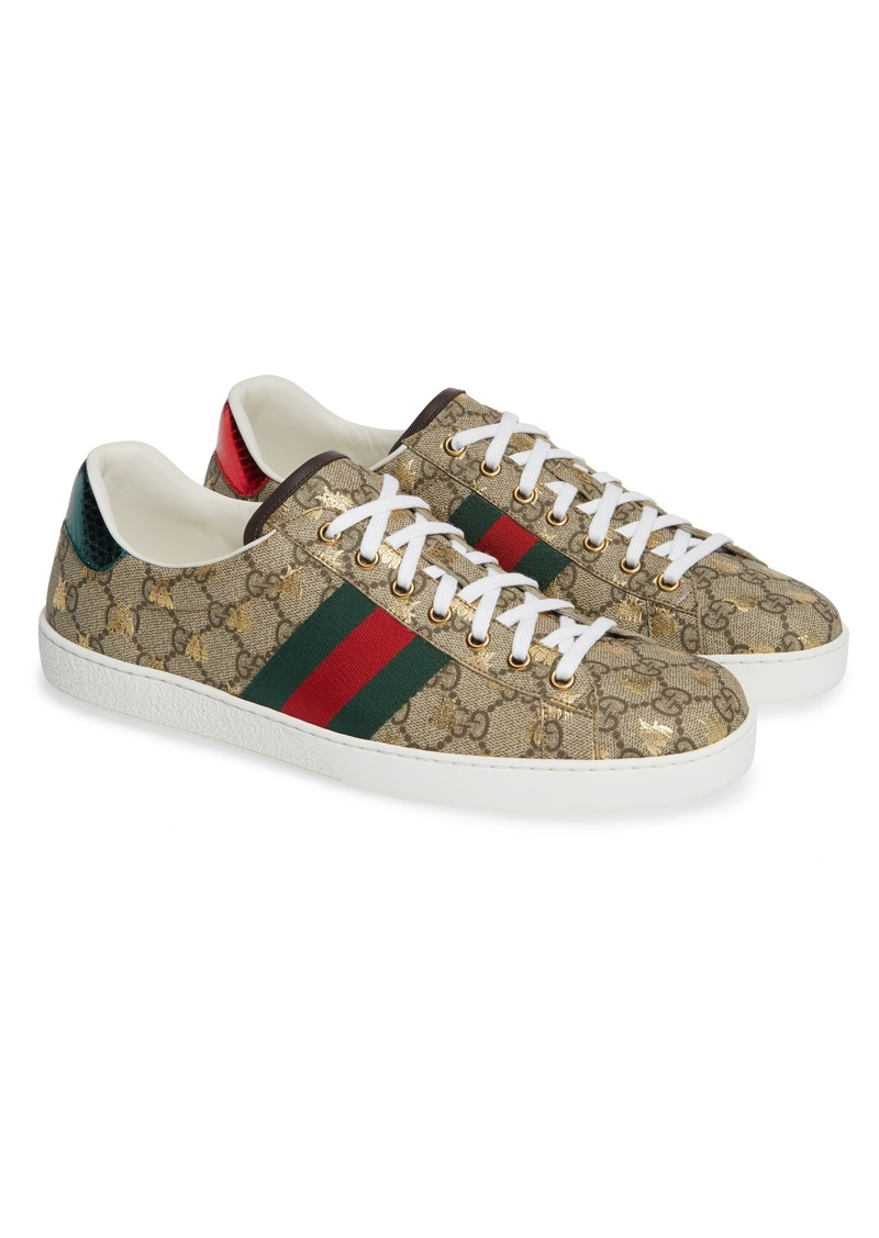 47600a839090a Gucci Gucci New Ace GG Supreme Sneaker (Men)