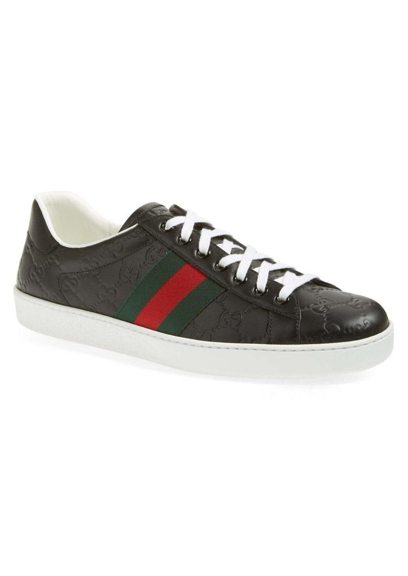 aa67438ac93 Gucci Gucci New Ace GG Supreme Sneaker (Men)
