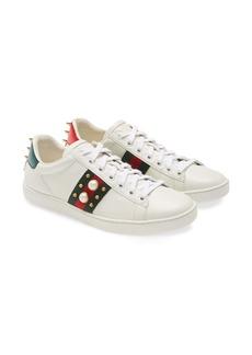 Gucci New Ace Low Top Sneaker (Women)