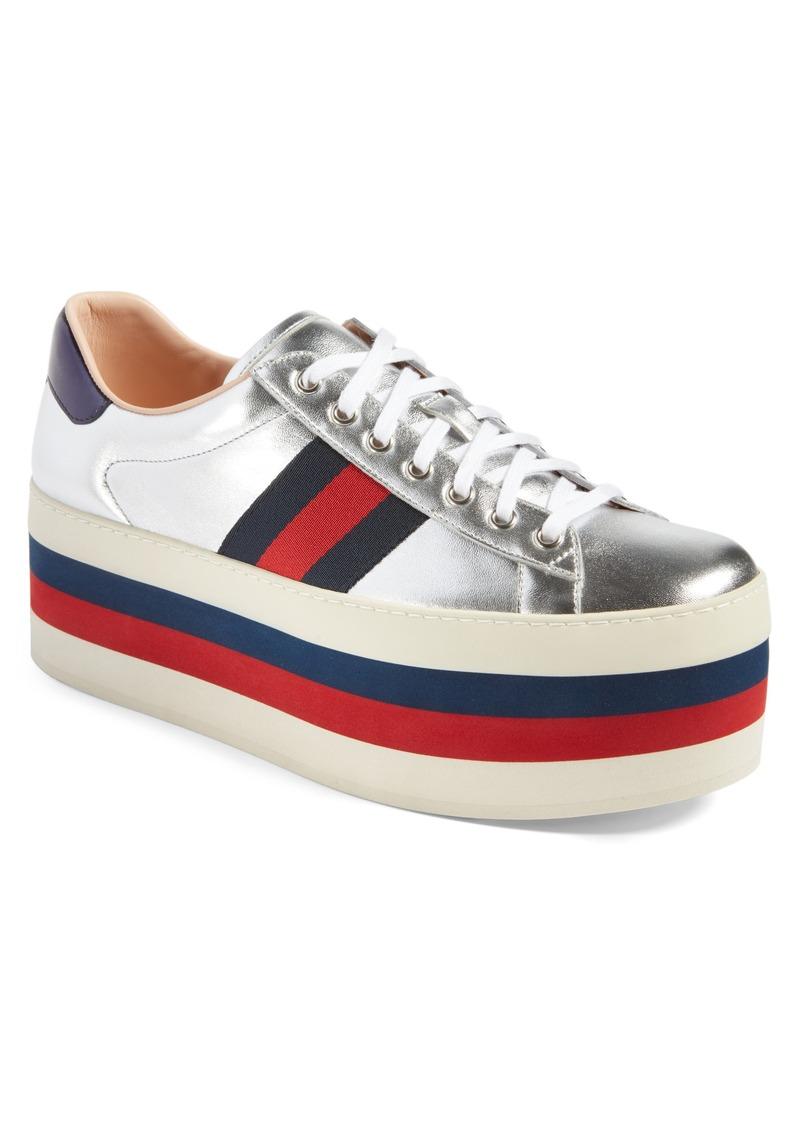 c3c9752f5c8 Gucci Gucci New Ace Platform Sneaker (Men)