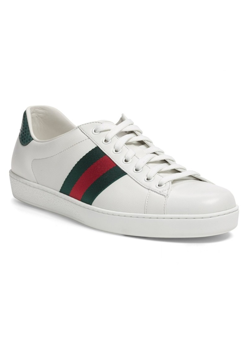 new product 85d17 6ccb5 Gucci New Ace Sneaker (Men)