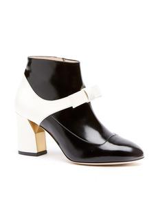 Gucci 'Nimue' Block Heel Bootie (Women)