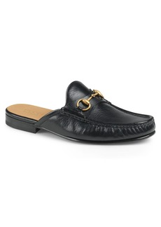 Gucci Horsebit Loafer Mule (Men)
