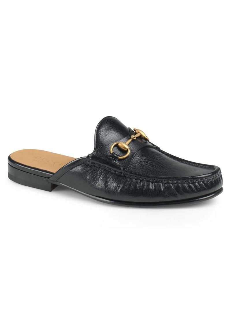 19b3d7fa0e8 Gucci Gucci Horsebit Loafer Mule (Men)