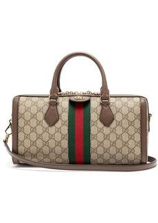 Gucci Ophidia Boston GG Supreme bag