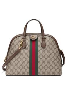 Gucci Ophidia GG Supreme Dome Satchel