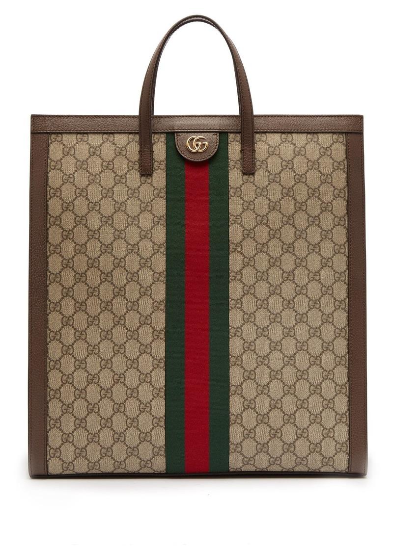 353e449228b0 Gucci Gucci Ophidia GG Supreme leather tote