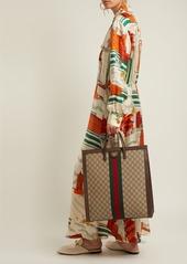 a295476b05 Gucci Gucci Ophidia GG Supreme leather tote | Handbags