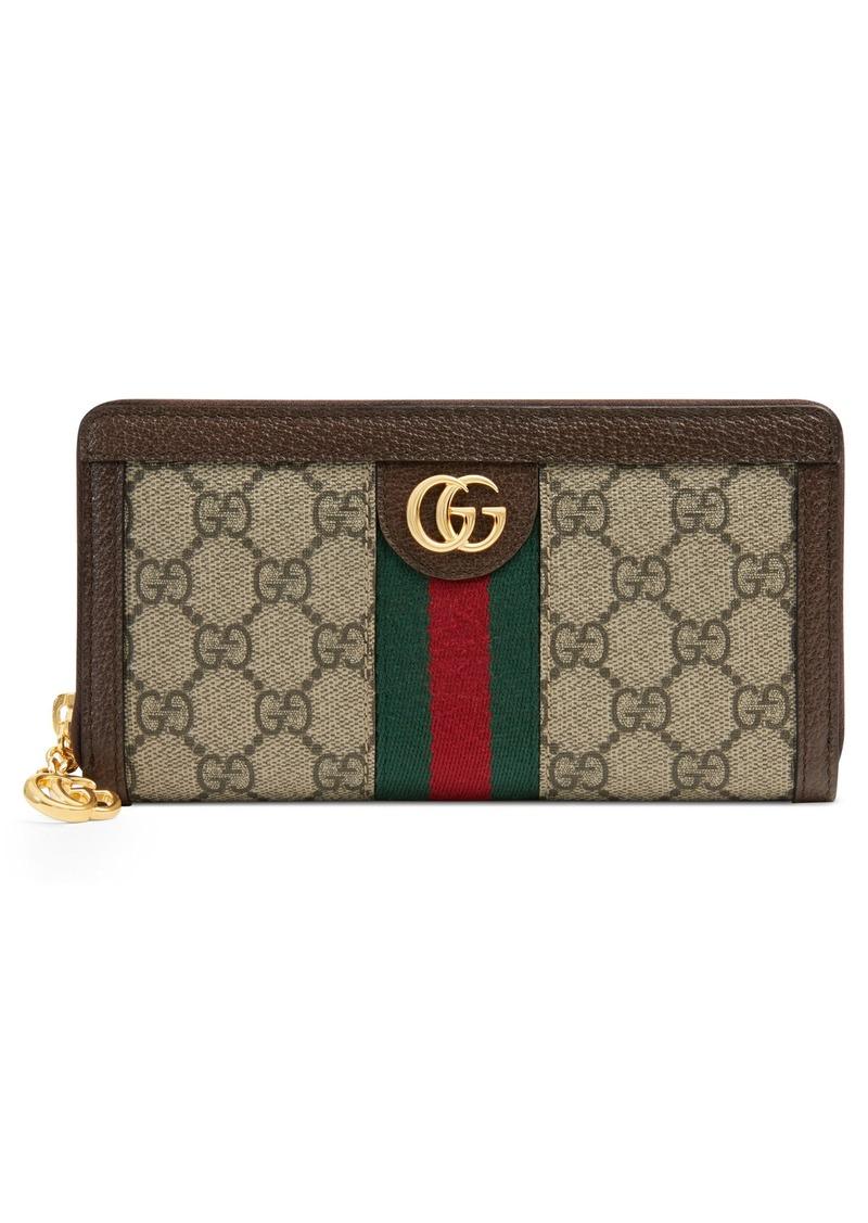 Gucci Zip-Around Wallet
