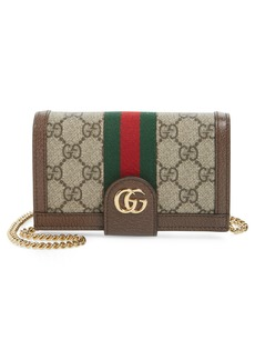 Gucci Ophidia iPhone X Folio Crossbody