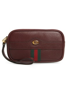 Gucci Ophidia Leather iPhone Case
