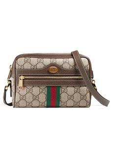 Gucci Ophidia Small GG Supreme Canvas Crossbody Bag