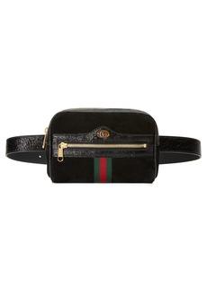 41fa73fc7 Gucci Gucci Linea Dragoni Suede Small Chain Shoulder Bag | Handbags