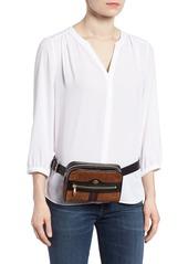 9bff5716fda Gucci Gucci Ophidia Small Suede Belt Bag