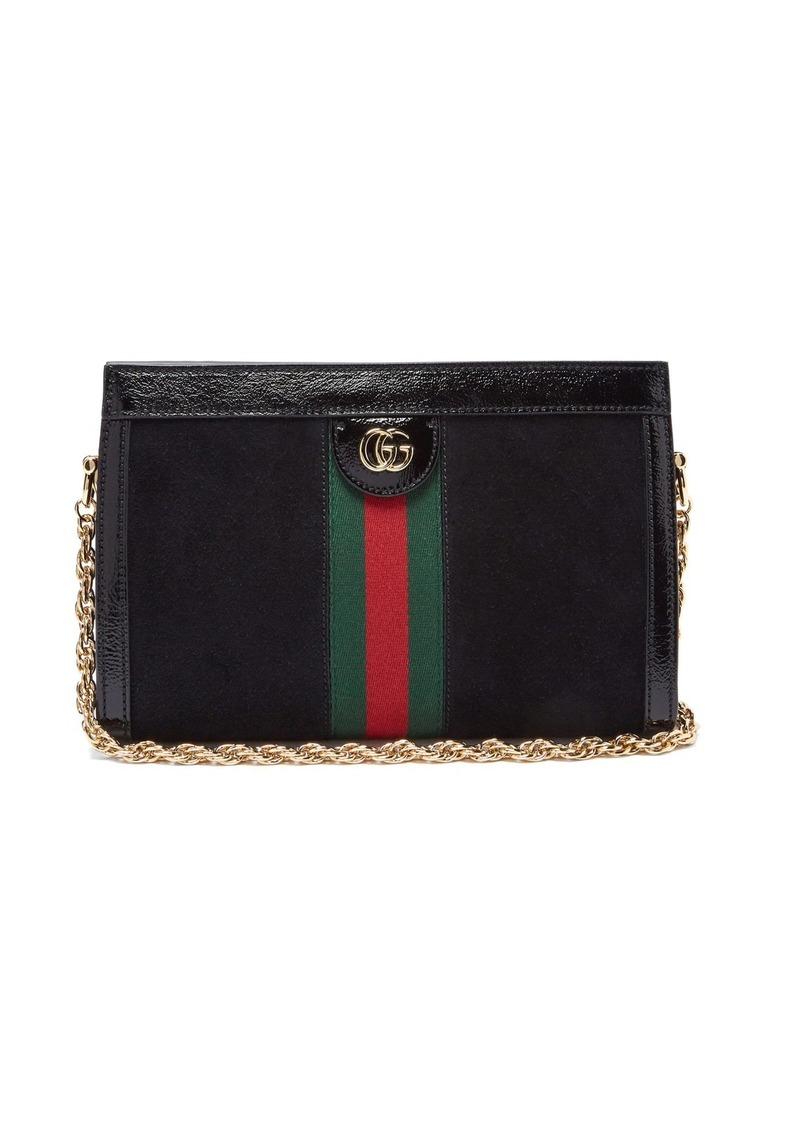 13ad753c2 Gucci Gucci Ophidia small suede shoulder bag | Handbags