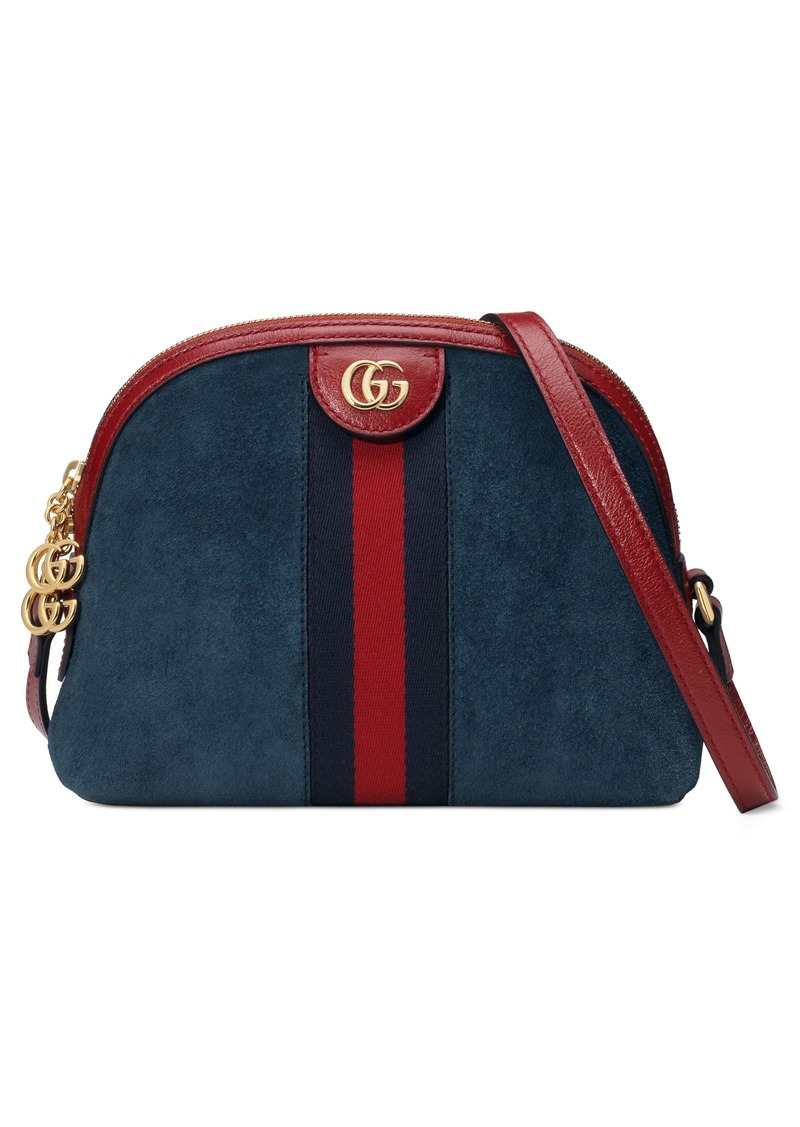 f1ad457b84640f Gucci Gucci Ophidia Suede Crossbody Bag | Handbags