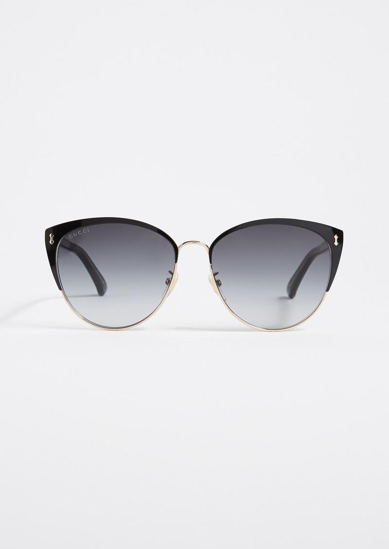 8f6cfcf4f1 Gucci Gucci Opulent Luxury Decor Sunglasses