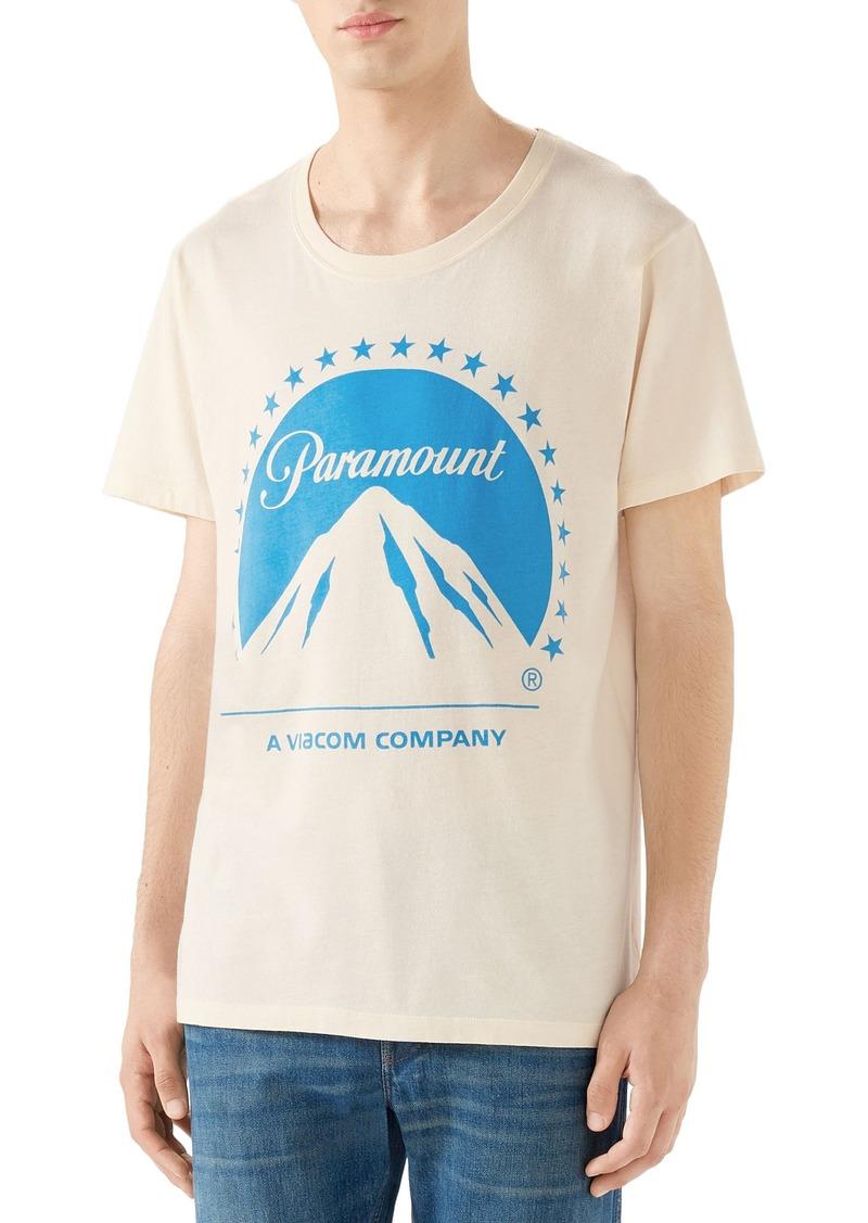 81fe2eba34e Gucci Gucci Paramount Logo T-Shirt