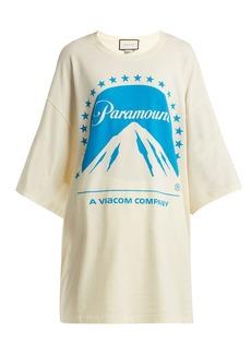 Gucci Paramount oversized cotton T-shirt