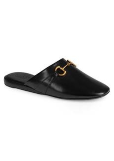 Gucci Pericle Horsebit Mule (Men)