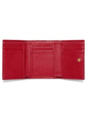 f090be62f6925 Gucci Petite Marmont Leather French Wallet Gucci Petite Marmont Leather  French Wallet ...