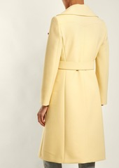 6c5776496 Gucci Gucci Pintucked butterfly-embellished belt coat | Outerwear