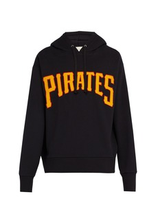 Gucci Pittsburgh Pirates cotton hooded sweatshirt