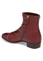 b22155c1d997a Gucci Gucci Dragon Leather Boot (Men)