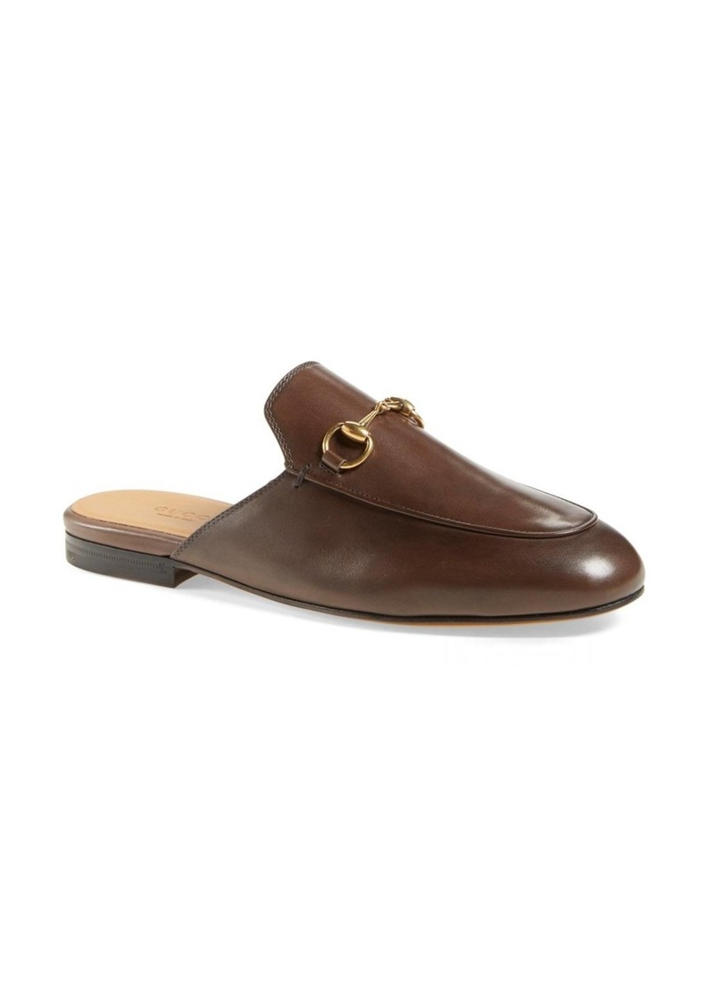 Gucci Princetown Loafer Mule (Women)
