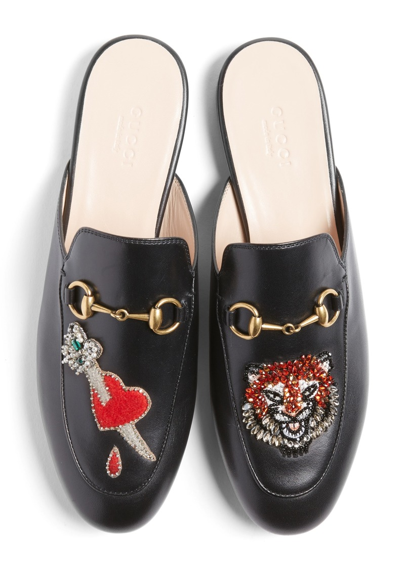 1fb972cee139 Gucci Gucci Princetown Mule Loafer (Women)