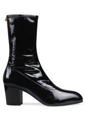 e18969f66b4 Gucci Gucci Printyl Patent Leather Zip Boot (Men)