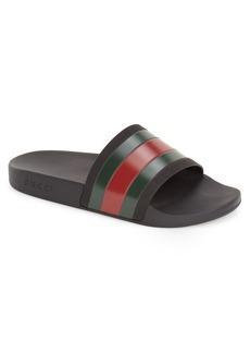 Gucci 'Pursuit '72 Slide' Sandal (Men)