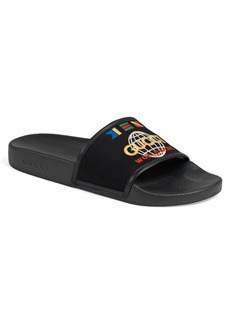 Gucci Pursuit Slide Sandal (Men)